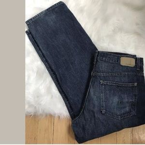 Calvin Klein Blue Jeans Relaxed Straight 36x31